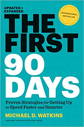 Book - The First 90 Days