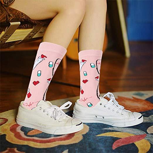 Cool socks for peds nurse