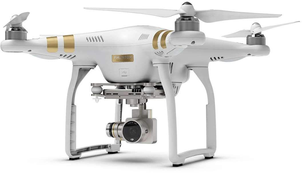 DJI Phantom 3 is the best 4K drone for wedding photographers