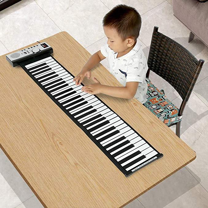 My son's favorite piano recital gift