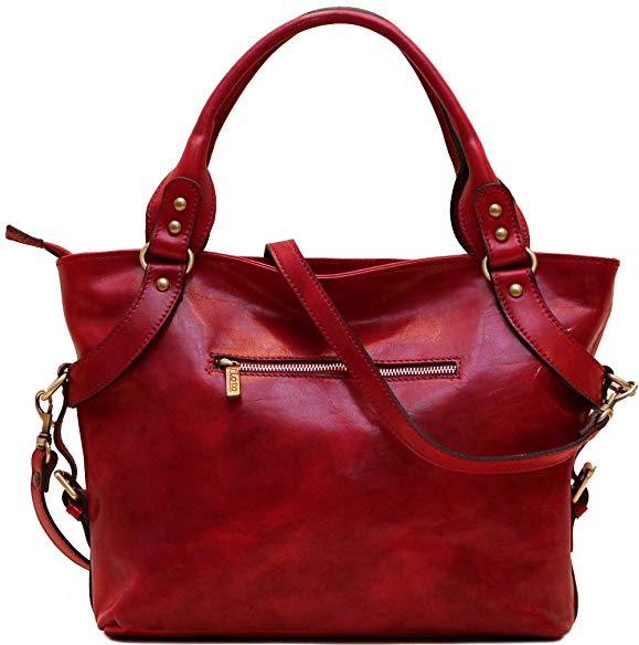 Floto Taormina Leather Bag stylish gift for new job