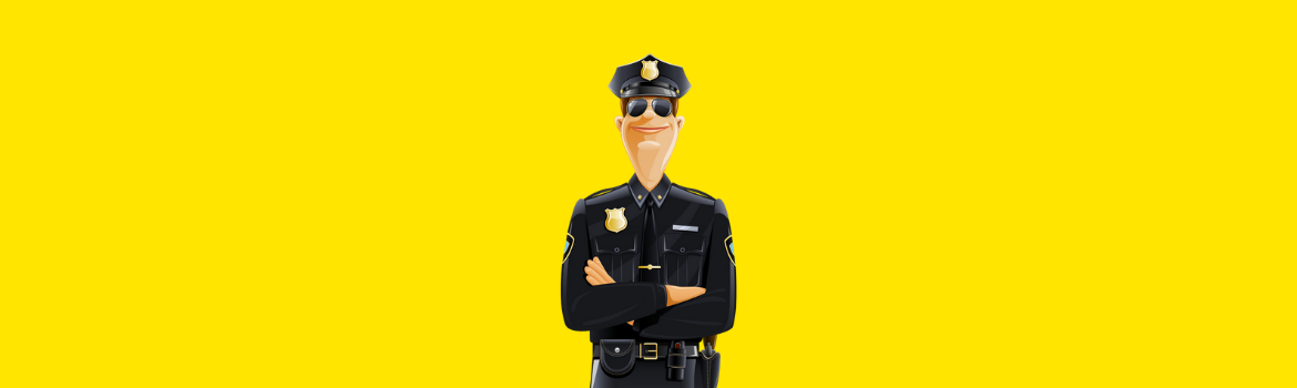 Funny gifts for police officers