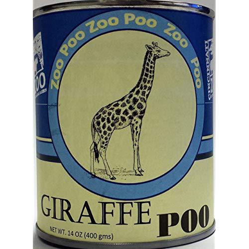 Giraffe Poo