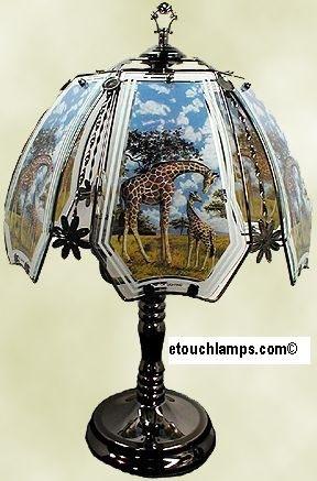 Giraffe Touch Lamp