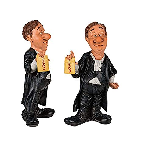 Lawyer Figurine