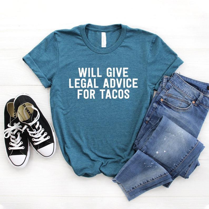 Legal Advice Shirt