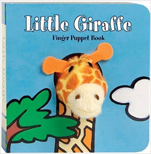 Little Finger Puppet Board Book