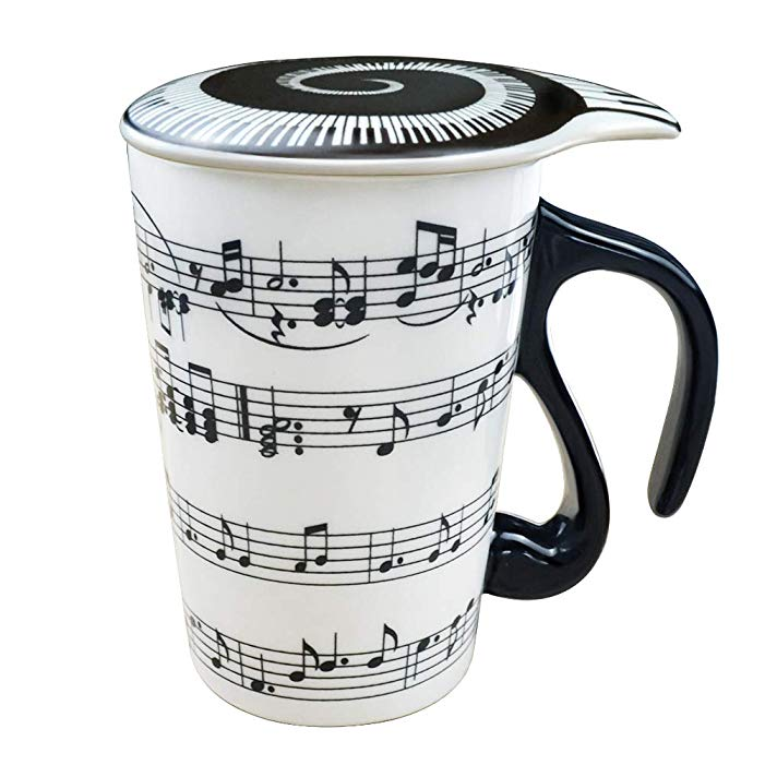 Inexpensive gift (music mug) to give a pianist after recital