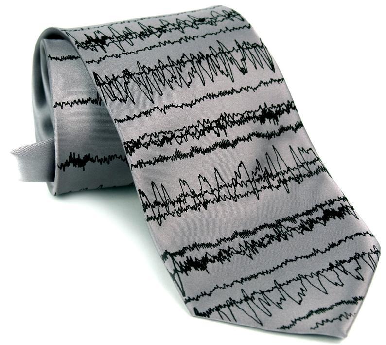 Necktie Brainwaves