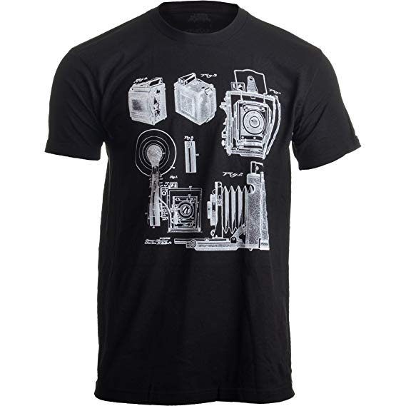 Inexpensive gift for wedding photographer - Themed Photographer T-Shirt