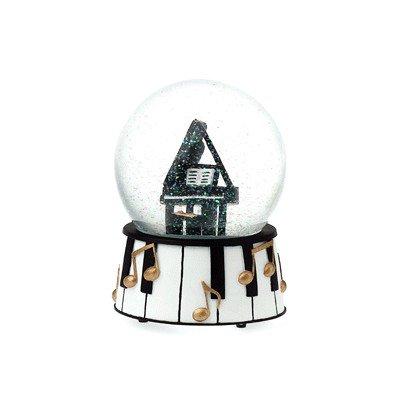 Piano Snow Globe cute gift for your piano students after recital