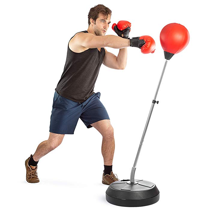 Punching Ball gift that releases your boyfriend from stress and tension