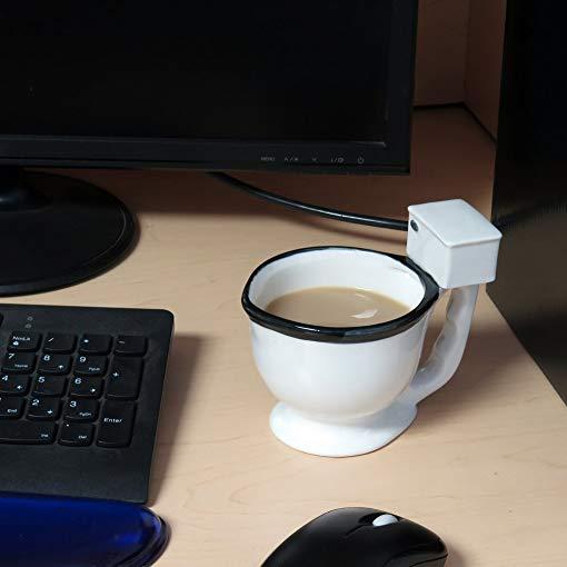 Gift to make him feel better Toilet Coffee Mug