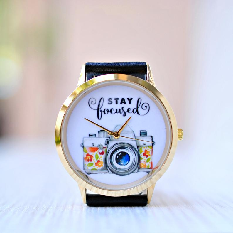 Watch Thank you Gift for Wedding Photographer