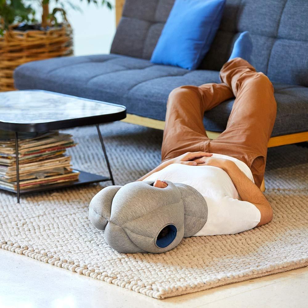 Weird medical students gift idea Ostrich Pillow