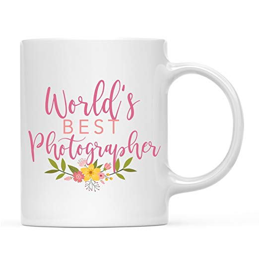 World's Best Photographer Mug